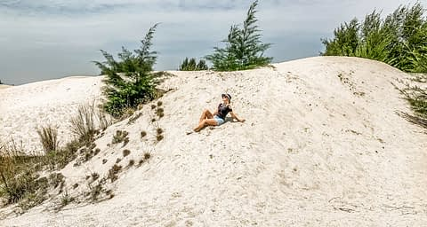 пляж клебанг в малакке