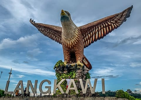 символ лангкави орел langkawi