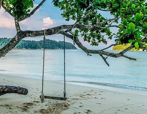 pangkor island malaysia что делать на острове пангкор