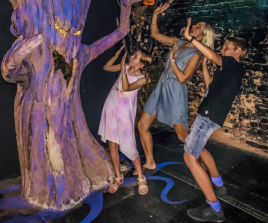 penang ghost museum отдых с детьми на пенанге малайзия